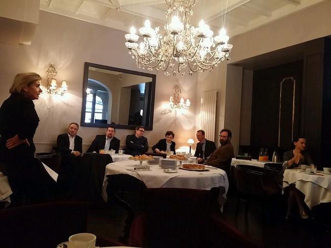Petit-Déjeuner Conférence - Cap75 Paris Île-de-France