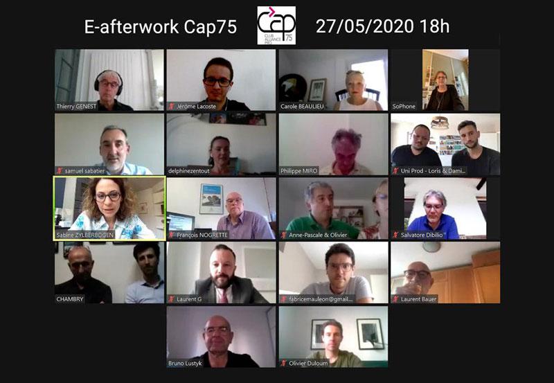 E-Afterwork Cap75